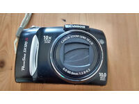 Canon PowerShort SX120 IS