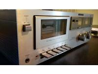 Aiwa AD M100 Cassette tape deck