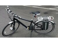Electric bike. Giant Twist Express RS2.