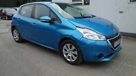 2012 Peugeot 208 Acess Plus *** lightly damaged repairable ***