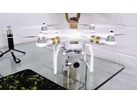 DJI Phantom 3 Professional in MINT CONDITION