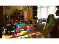 Childminding in Burnage from Qualified Teacher