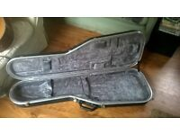 Hiscox hardshell bass case