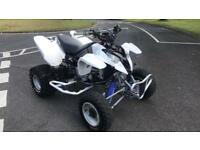 Polaris predator 500 road legal quad . 11 months mot . Mint condition . Not ltr ltz Kfx yfz raptor