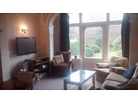 "ALL BILLS INC BEST? ROOM house share M16 Lux bathrooms beautiful private lawn garden wi fi 40"" TV"