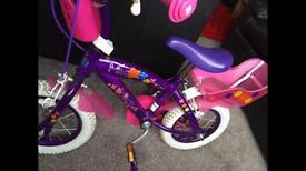Childrens mia bike