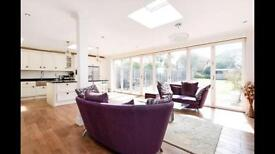 Beautiful 4 bed, semi detached house, 30 mins from Waterloo