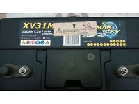 110 Amp Large leisure Battery