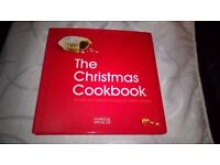 marks and spencer christmas cook book excellent conditon unwanted gift