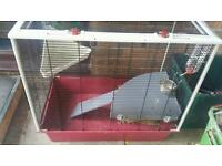 Guinea pig/ rat/ chinchilla cage