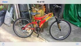 Universal bike £30 call john