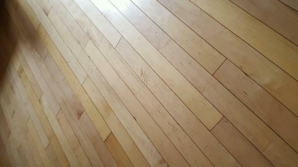 57mm Solid Maple Hardwood Flooring Reclaimed