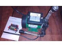 Salamander c355 single impeller water pump (used working condition)