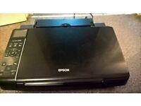 Epson Stylus SX415 Printer and Scanner