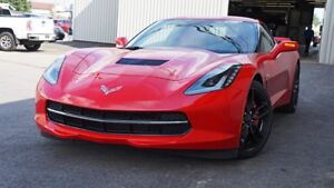 2017 CHEVROLET CORVETTE STINGRAY