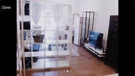 Willseden Green, zone 2/3 luxury Studio Space, bills included