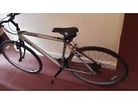 Tourismo 24 Hybrid Bike, Shimano Equipped, Recently serviced.