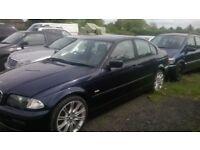 BMW 318 (2001) N/S Door Mirror - IN EXCELLENT USED CONDITION!