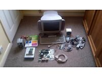 HUGE JOBLOT COMPUTER PARTS SPARES OR REPAIR