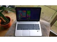 HP Envy 15-15 AMD A10 Quad Core 2.5GHz , 8 GB RAM , 256 GB SSD,Radeon 8750M Dual Graphics