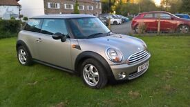 Mini One 1.4L 2007 Finance available buy for £105 a month 2yr hp deal