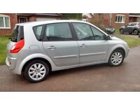 2007 Renault scenic 1.6 dynamique in Fantastic condition 6 speed gearbox edition