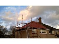 NEW ROOFS AND ALL ROOF AND GUTTER REPAIRS, FULLY INSURED WITH OVER 25YRS EXPERIENCE