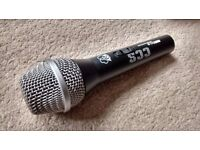 AKG D77 Microphone - good as new