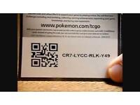 LOOKING FOR POKEMON TCG CODES