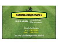SW Gardening services