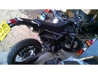 RMR SUPERBYKE 125CC MOTORBIKE SINNIS APACHE 4 STROKE 2013 13 REG ROAD LEGAL SWAP MOTOCROSS ETC