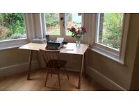 HAY Copenhague desk, oak laquered, RRP £465