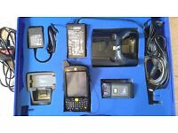 MOTOROLA MC55 MC5574 + Bluetooth Barcode Wearable Scanner and lots of Extras