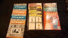 JOB LOT OF 'STAMP' MAGAZINES £1 EACH