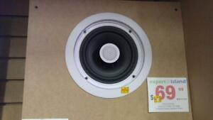 in store Display Model Sell-off IN-WALL / IN-CEILING DUAL 6.5-INCH SPEAKER SYSTEM