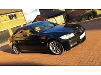 BMW 330d M-Sport auto 2006 black cheap! Closest cash to asking price takes it