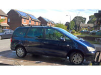 ford galaxy1.9 tdi 7 seater