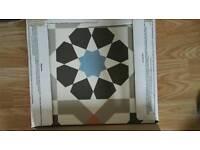 Kimgres Maroccan Style floor tiles