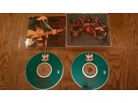 Jimmy Page / Robert Plant (Led Zeppelin) Live CD's For Sale