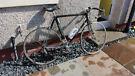 vintage benotto racing cycle