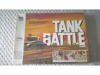 Tank Battle MB game (1976)