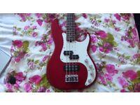 Fender American Deluxe Precision Bass 1998 Standard