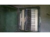 Vintage Boselli Italia piano accordion
