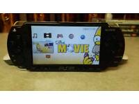 PSP Sony portable games console