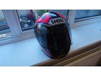 Shoei RF2000 Helmet.