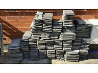 Sandtoft Plain Slate Grey Roofing Tiles