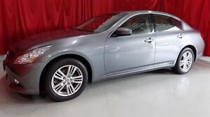 2012 Infiniti G37X Sport...LEATHER..SUNROOF..LOW KMS