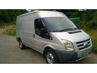 Ford Transit - 2.4 - 115 bhp - not ducato relay sprinter