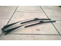 Ford Fiesta Mk IV - Front Wipers & Blades