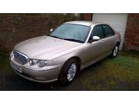 2003 Rover 75 1.8 Turbo Club SE 4dr saloon, 60k NEW MLS head rework/cambelt/ etc